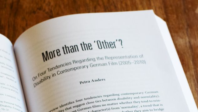 More than the 'Other'? On Four Tendencies Regarding the Representation of Disability in Contemporary German Films (2005-2010)